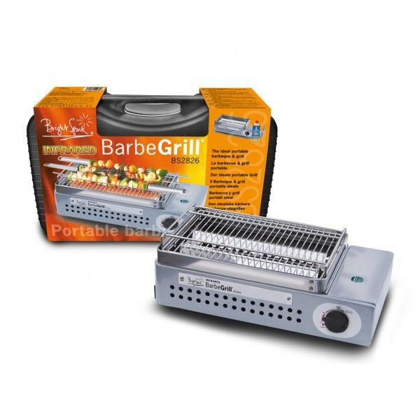 Bright Spark Barbegrill