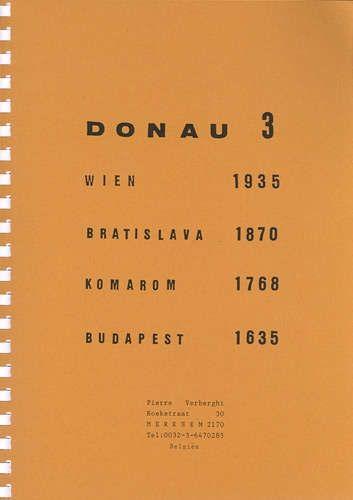 Donaukarte Nr. 3