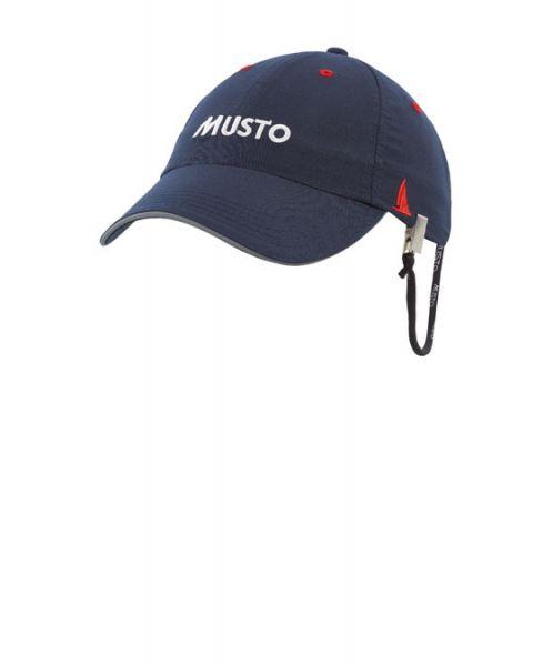 Musto Fast Dry Crew Cap dunkelblau