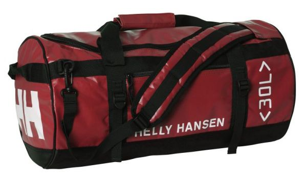 Helly Hansen Classic Duffel Bag 30 L. rot