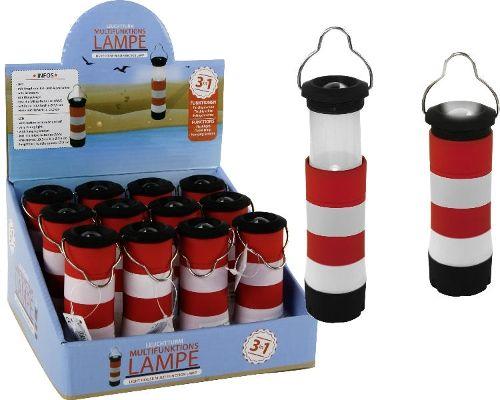Taschenlampe Leuchtturm