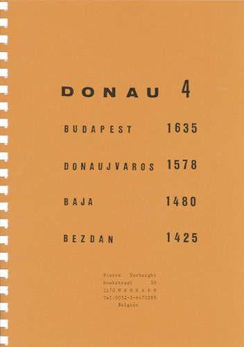 Donaukarte Nr. 4
