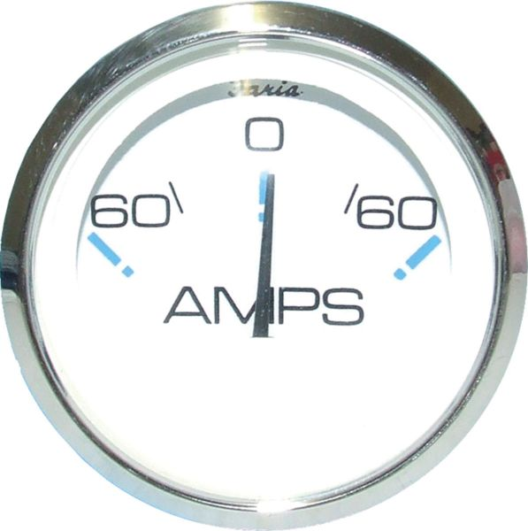 Faria Amperemeter 60-0-60