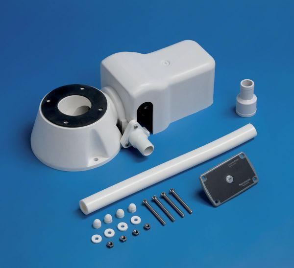 Elektro Umrüstsatz für Bord-Toiletten