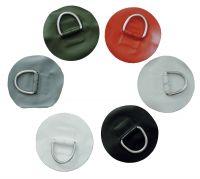 PVC Grundplatte mit Niro-Ring