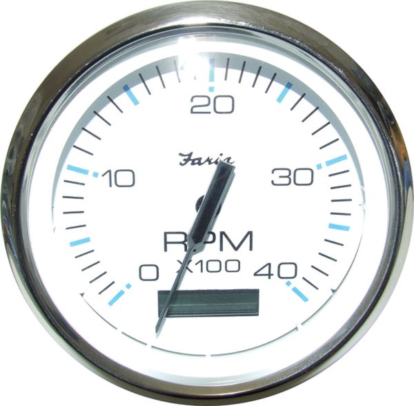 Faria Drehzahl 0-4000 U/min (Diesel)