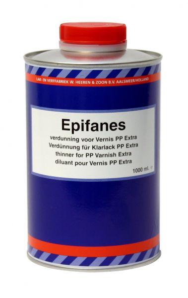Epifanes Pinselverdünnung 2-Komponenten