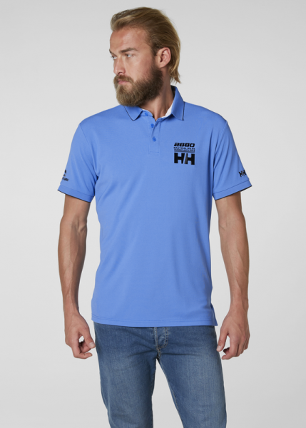 Helly Hansen HP Racing Polo blau