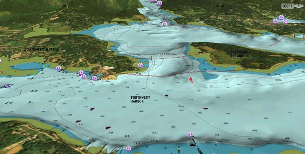Kartenmodule C-Map 4D