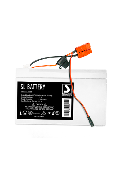 Bravo GE Batterie Kit