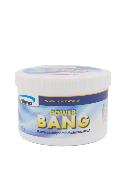 Maritimo Power Bang - Reinigungspaste