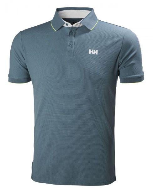 Helly Hansen HP Racing Polo blau-grau