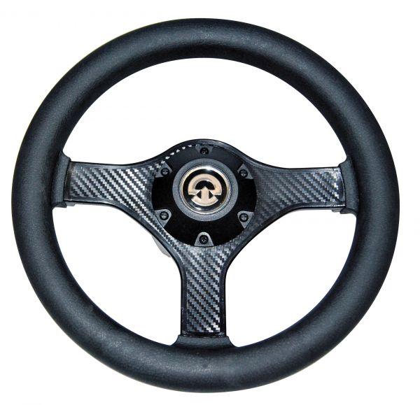 Riviera Steuerrad VR00 schwarz