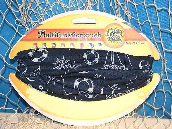 Multifuntkionstuch / Mundschutz- 2 Modelle