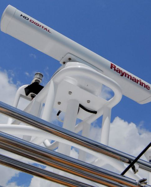 Raymarine 4kW Radar HD