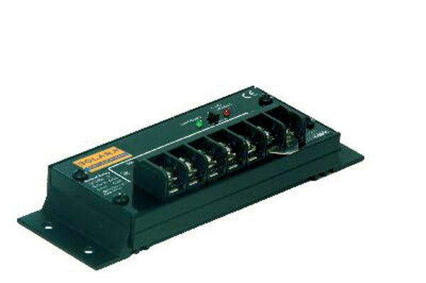 Morningstar Regler für einen Batteriekreis
