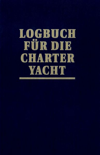 Logbuch für die Charteryacht
