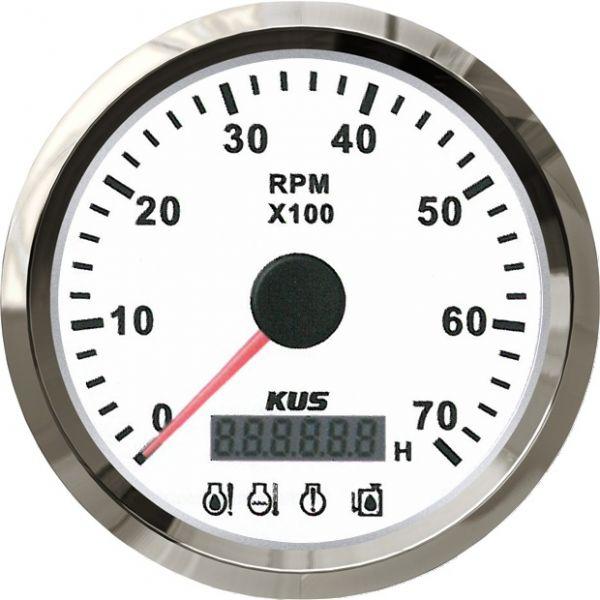 KUS Drehzahlmesser 0-7000 rpm