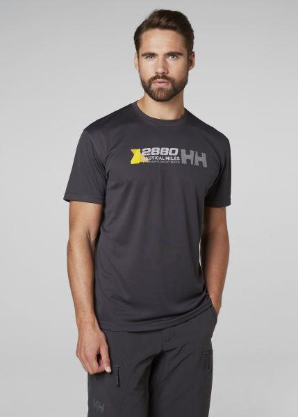 Helly Hansen HP Clean Ocean T-Shirt anthrazit