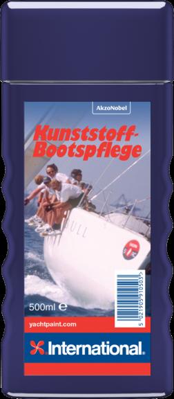 International Kunststoffbootspflege