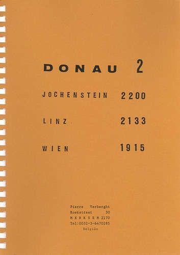 Donaukarte Nr. 2
