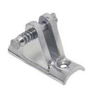 Fußstück für Klappverdeck 90° f. Rohr 20-25 mm