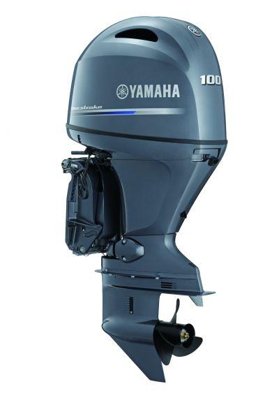 Yamaha F 80 & F 100 PS