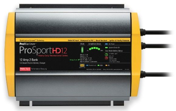 ProMariner ProSport Ladegerät Battery Charger