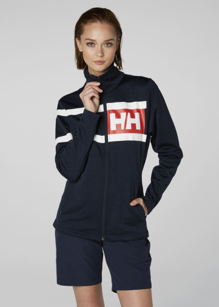 Helly Hansen Damen Graphic Fleece Jacke