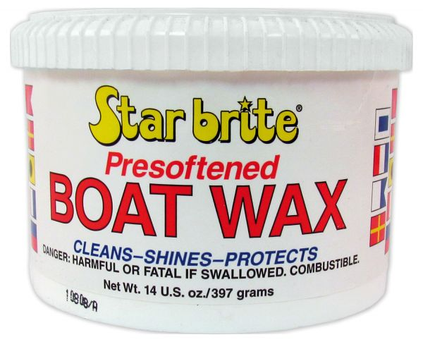 Star Brite Boat Wax