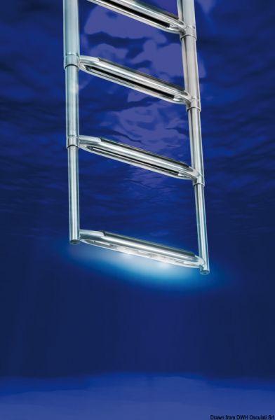 Unterwasserlicht f. Badeleiter