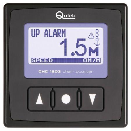 Quick digitales Kettenzählwerk CHC1203