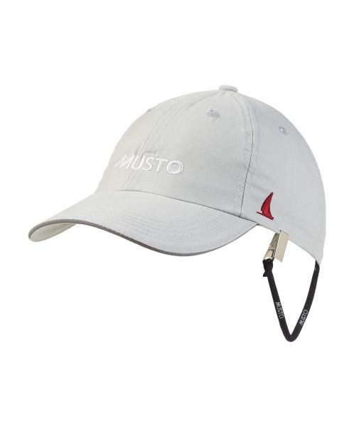Musto Fast Dry Crew Cap platinium