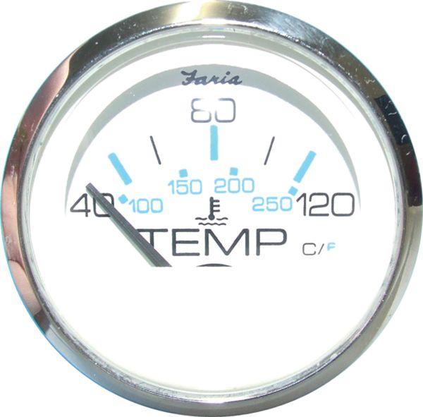 Faria Kühlwassertemperatur 40-120° C