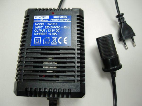 Engel Zubehör Gleichrichter 12V/230V/10A