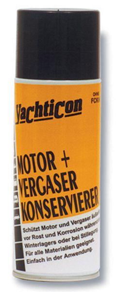 Yachticon Motor und Vergaser Konservierer