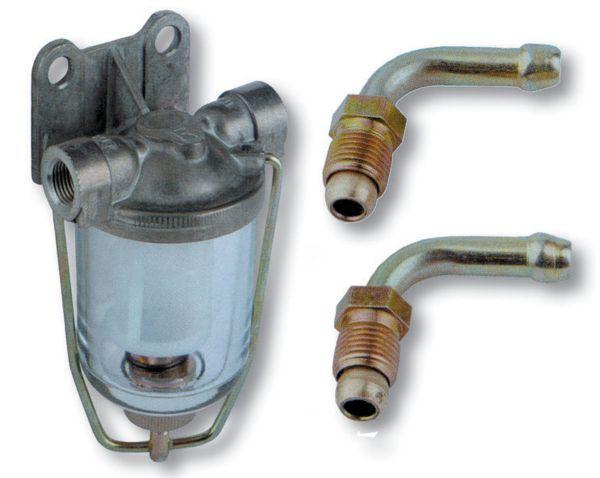 Benzin-Wasserabscheider