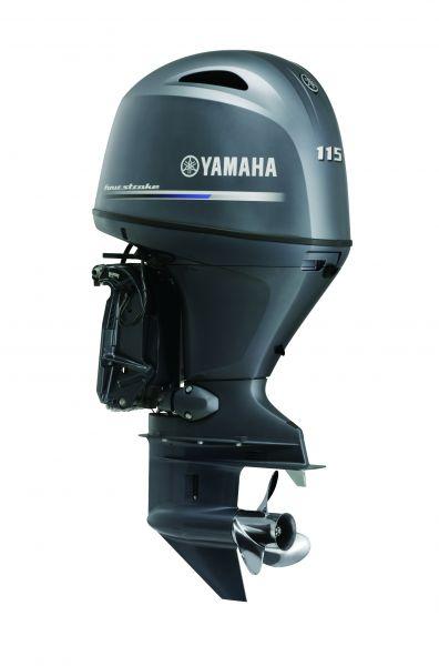 Yamaha F 115 BETL EFI