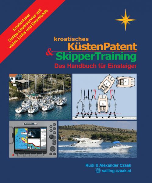 Kroatisches Küstenpatent & Skipper Training