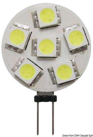 Ersatzleuchtmittel Super LED G4