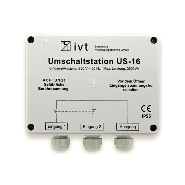 IVT Umschaltstation US-16