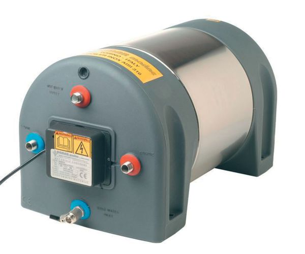 Sigma Warmwasserboiler Compact Inox