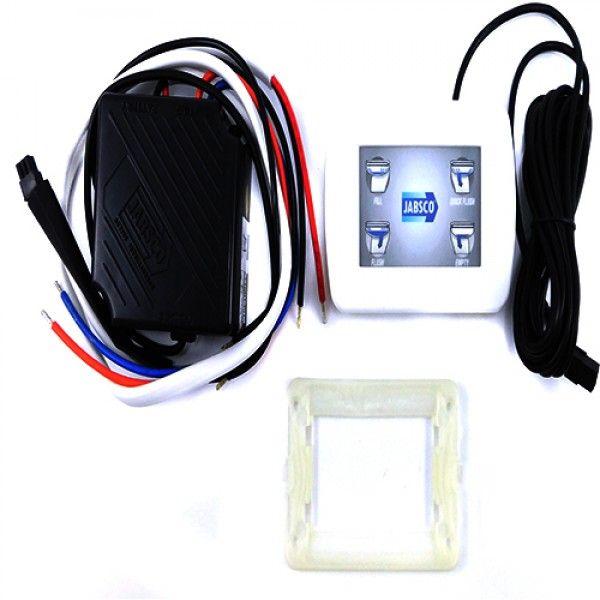 Jabsco Ersatzpaneel für Lite Flush