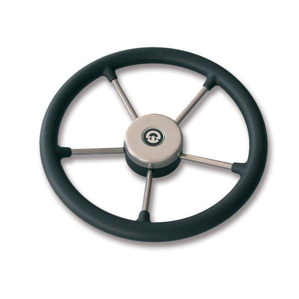 Riviera Steuerrad VR02 schwarz
