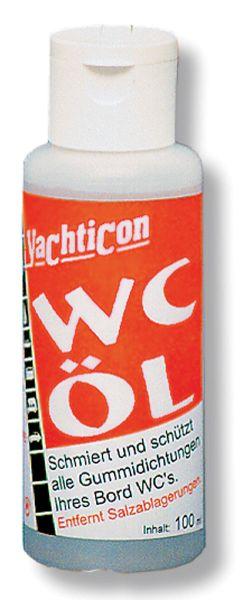 Yachticon WC-Öl