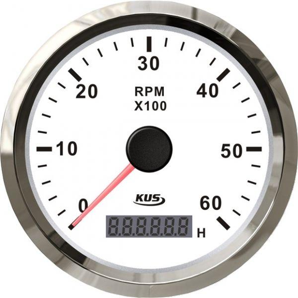 KUS Drehzahlmesser 0-6000 rpm