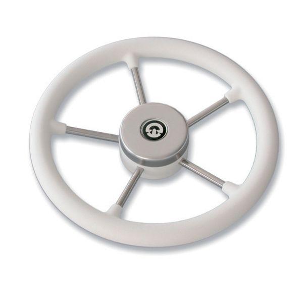 Riviera Steuerrad VR02 weiß