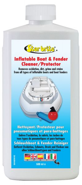 Star Brite Inflatable Boat & Fender Cleaner