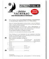 Hafenhandbuch Nachtrag Adria