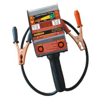 Sterling Digital Batterietester